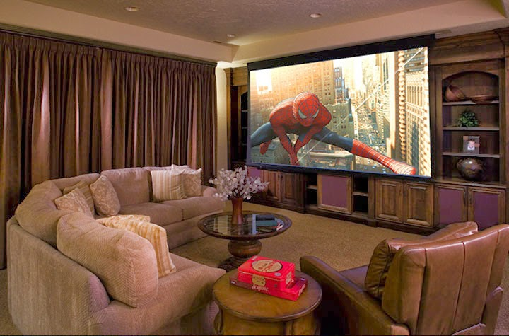 Sala Estar Home Theater