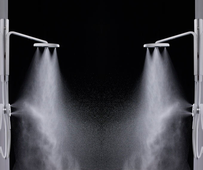 The Nebia Eco-friendly Shower