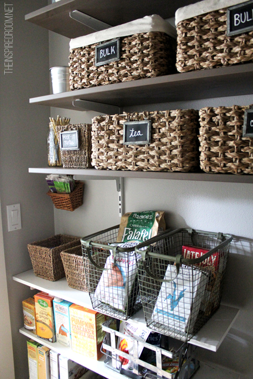 Iheart Organizing Reader Space An Inspired Pantry