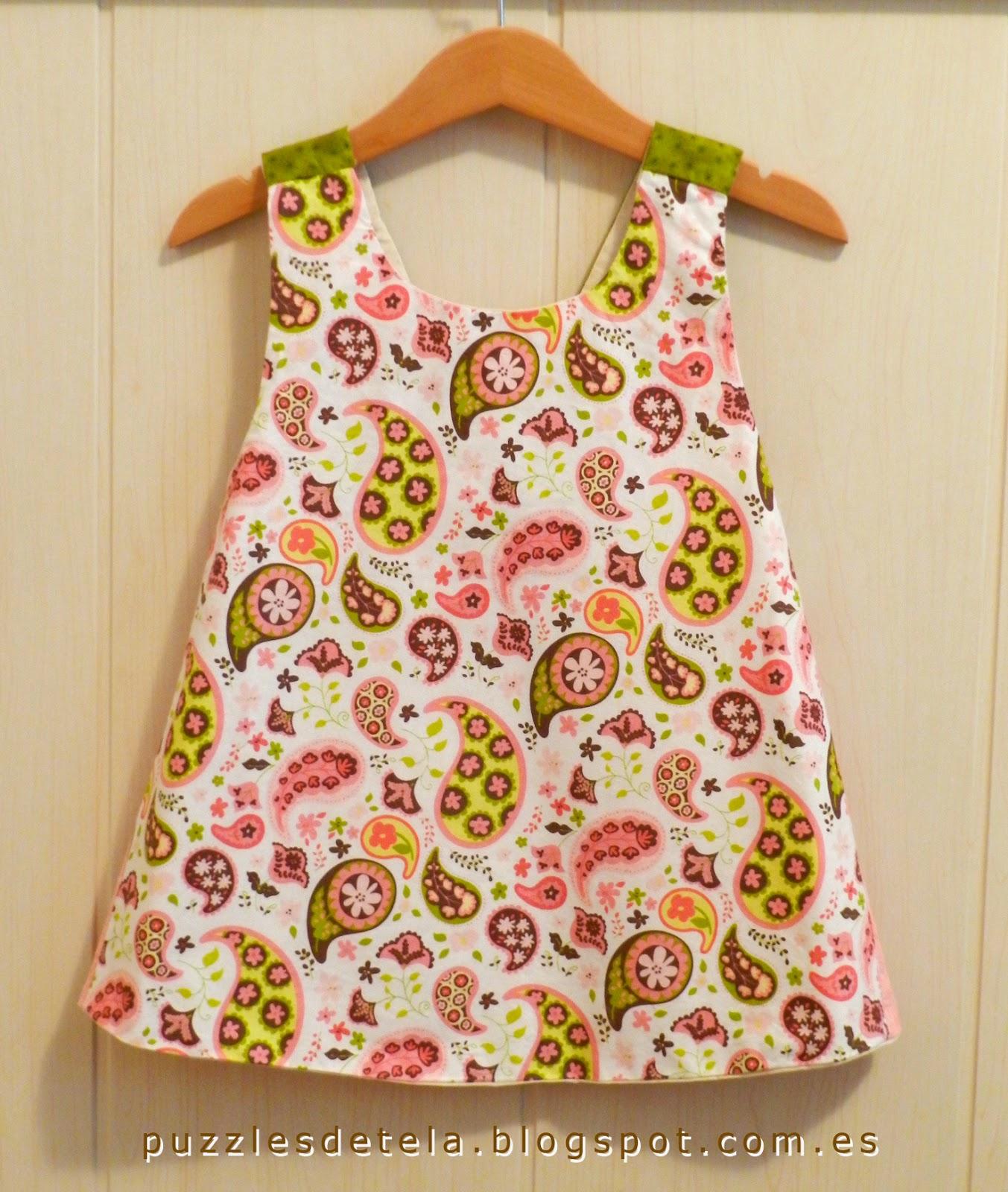 Pinafore dress, vestido verano, ropa infantil, ropa niña, patchwork, blusa verano, Cosotela,Pinafore dress, vestido verano, ropa infantil, ropa niña, patchwork, blusa verano, Cosotela,
