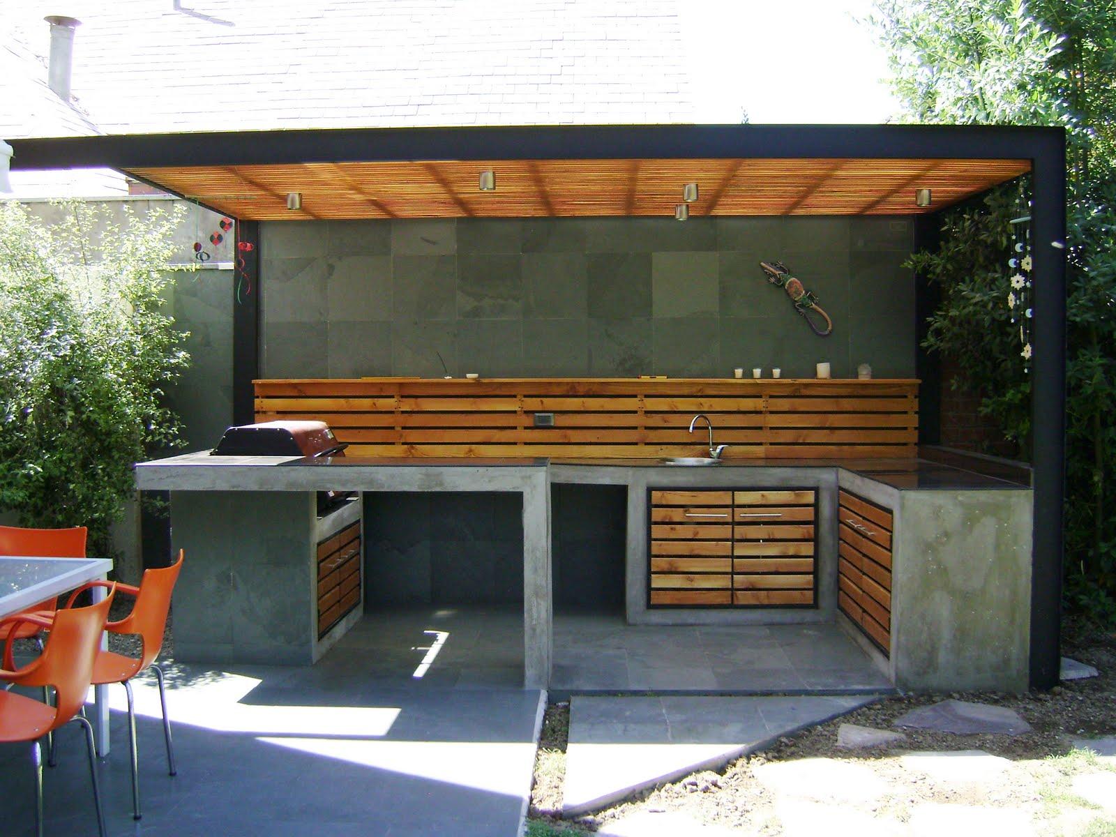 Construcciones rolo quinchos bodegas remodelaciones y for Parrillas para casas modernas