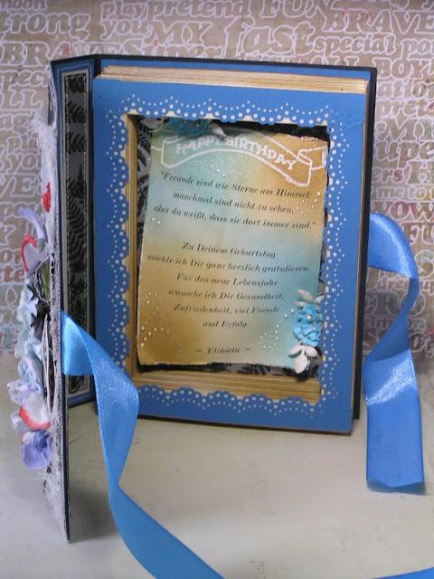 kartka książka_ Martha Stewart - Doily Lace - dziurkacz brzegowy