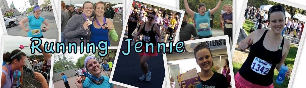 Running Jennie