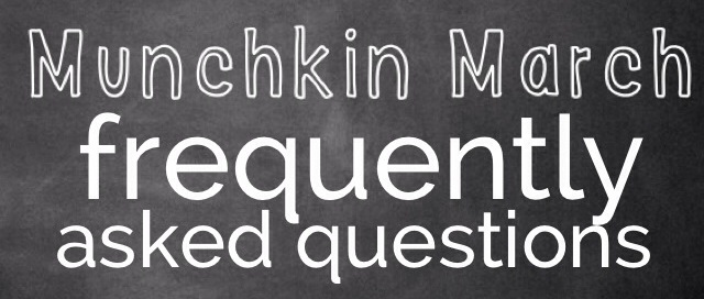 Link to Munchkin March FAQ's