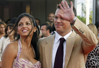 Matt Damon Wife