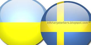 Prediksi Skor Ukraina vs Swedia | Jadwal Euro | Live Streaming Selasa 12 Juni 2012