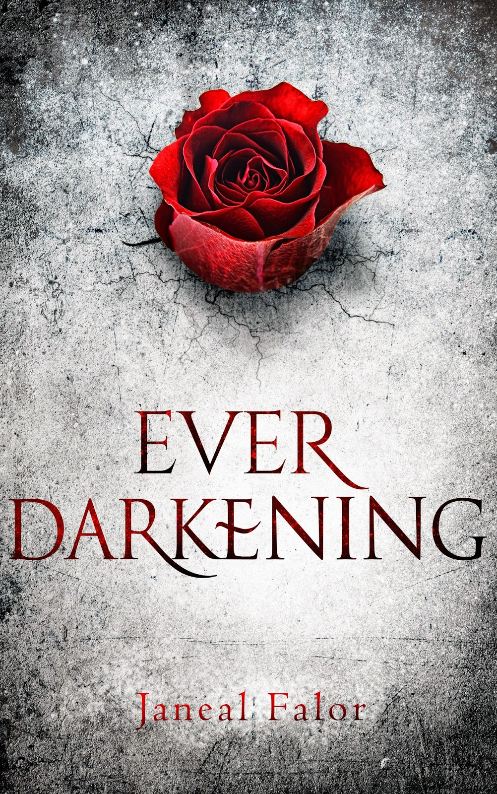 #CoverReveal & Giveaway: Ever Darkening by Janeal Falor @janealfalor #YA #Promo