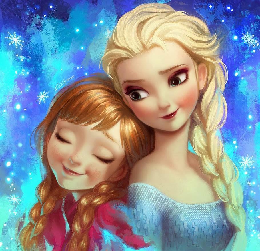 Imagens da Frozen