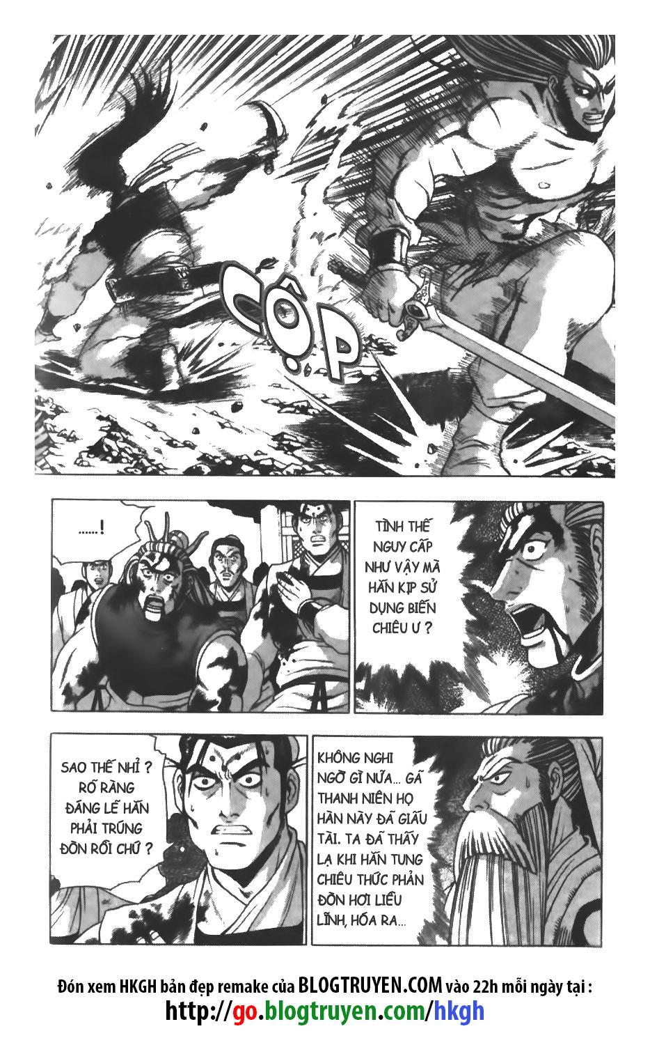 Hiệp Khách Giang Hồ chap 211 page 21 - IZTruyenTranh.com