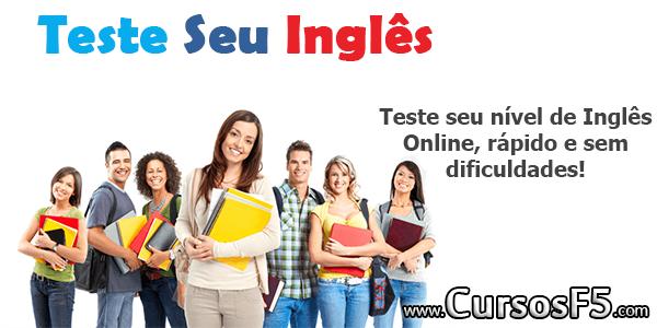 Teste Seu Nível de Inglês Grátis