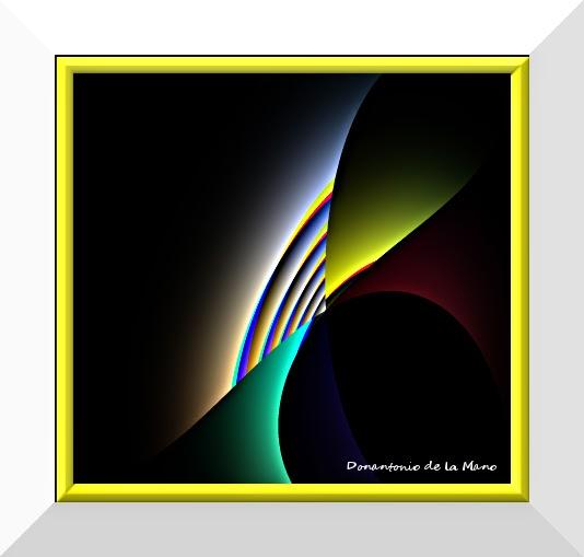 Formas geométricas luz textura e degradê 8