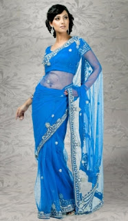 Indian-Festival-Saree-with-Nice-Embroidery