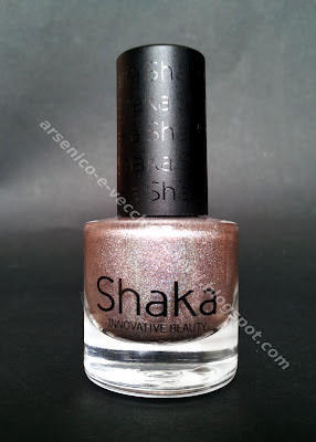 Shaka smalto Hologram Nude
