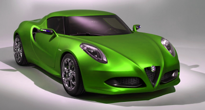 Marchionne: Alfa Romeo 4C to Arrive in US by End of 2013