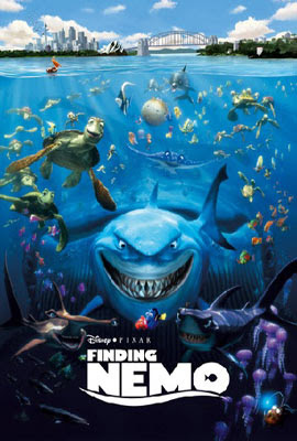 Procurando Nemo em 3D, de Andrew Stanton & Lee Unkrich