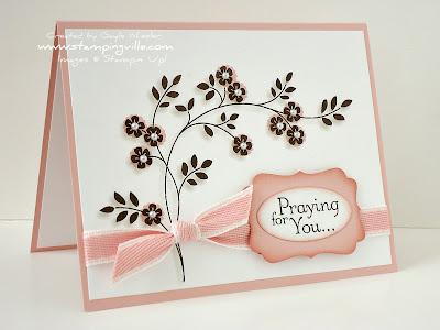 Digitally Created Handmade Greeting Card