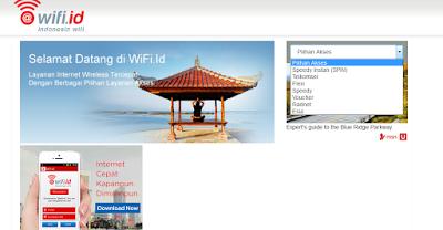 Halaman wifi.id