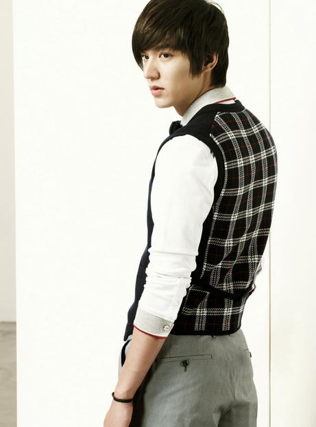 Vintage Style♡Lee Min Ho
