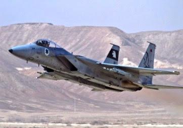 Israel bombardeou caminhões com  mísseis Scud da Síria