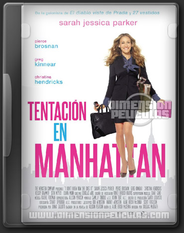 Tentacion en Manhattan (DVDRip Ingles Subtitulado) (2011) - 1 Link