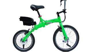 Flex Electric Folding bike, electric bike, folding bike