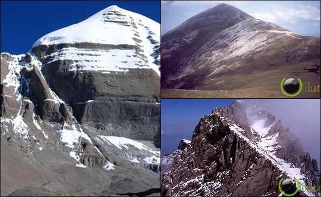 10 Gunung Berbau Mistis yang paling Dikeramatkan di Dunia