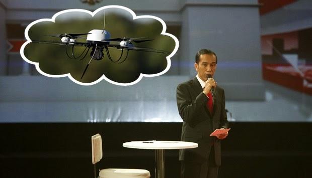 Perlukah Indonesia Memiliki Drone?