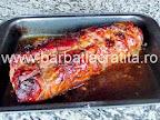 Rulada de porc cu omleta in tava