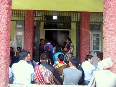 Darjeeling Lepcha para teachers interview held under tight security