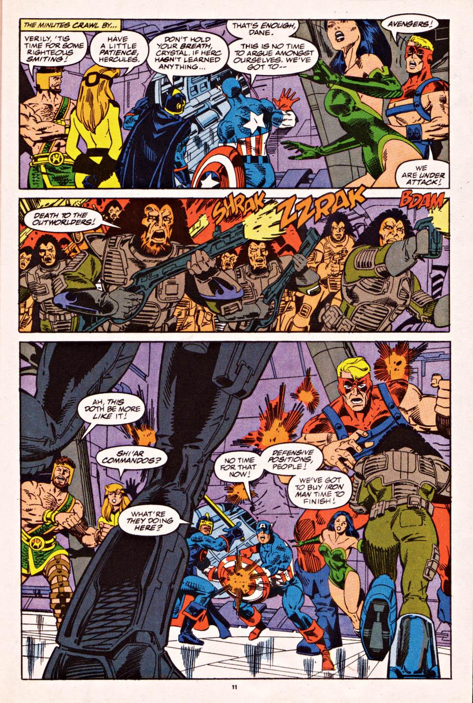 Captain America (1968) Issue #398f #336 - English 9