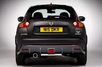 Nissan Juke Nismo The Dark Knight Rises (2012) Rear