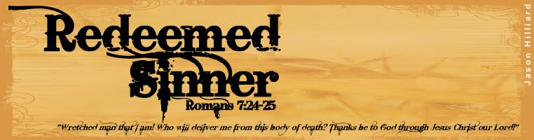 Redeemed Sinner
