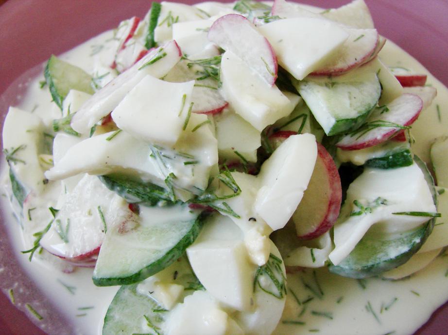 Зеленый борщ (суп с щавелем)