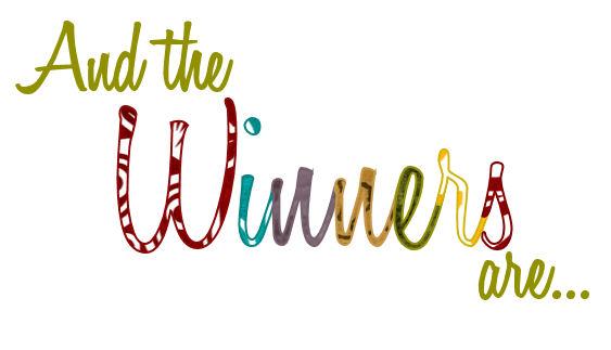 Pemenang Ina 1st Giveaway