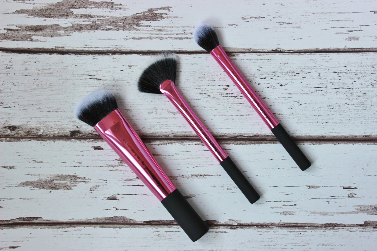 Real Techniques Sculpting brush collection