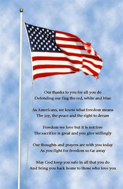 Best Veterans Day Thank You Poems