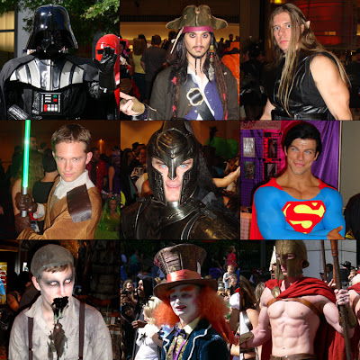 The Men of Dragon*Con