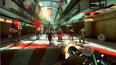 Features of Dead Trigger :
