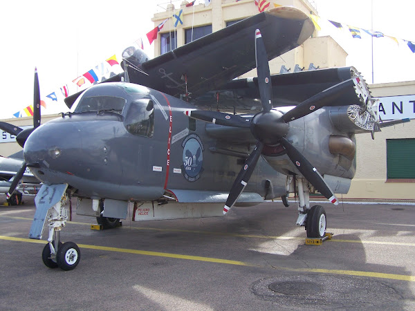 Vuelve a volar el Grumman S2T Turbo Tracker 2-AS-24 100_4165