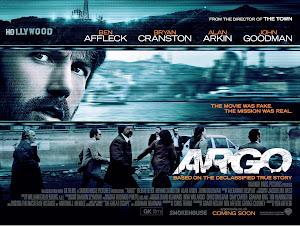 Afiche de Argo