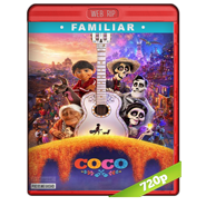 Coco (2017) WEBRip 720p Audio Dual Latino-Ingles