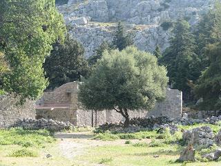 Old Pyli Settlement Kos