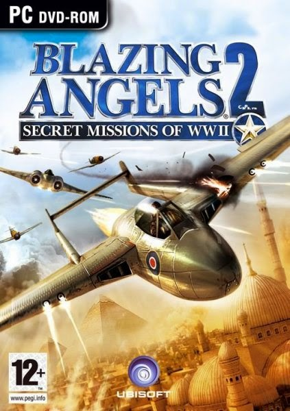 Blazing Angels 2: Secret Missions of WWII Full Torrent İndir