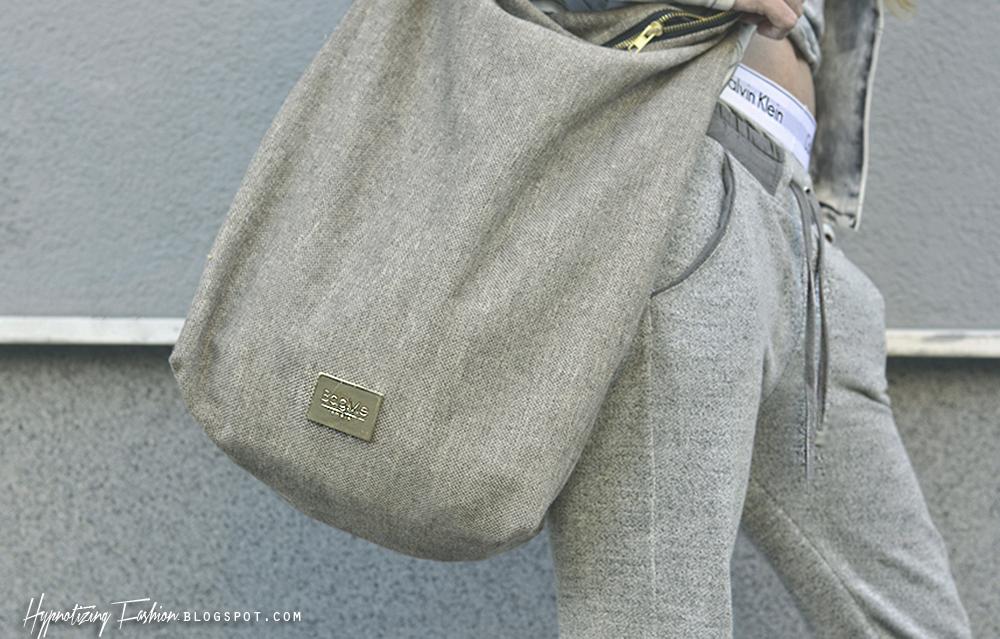 płócienna torba worek