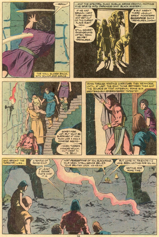 Conan the Barbarian (1970) Issue #122 #134 - English 13
