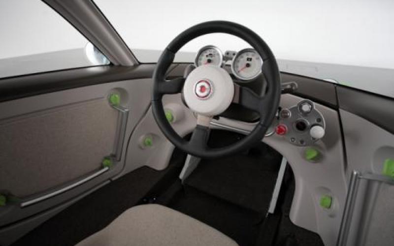 Camatte : νέο αυτοκίνητο για παιδιά [photos