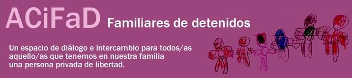 ACiFaD - Familiares de detenidos