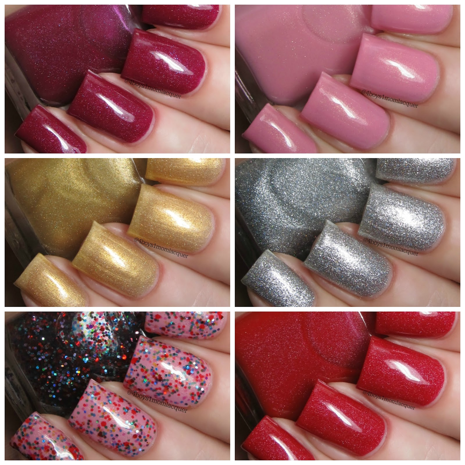 Welcome: Philly Loves Lacquer:VIX Emporium Swatches and Review Part 2
