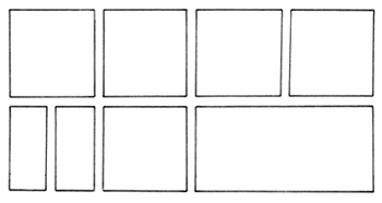 four panel comic strip template - process pitch a strip to your days are numbered