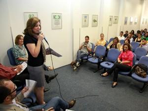 Portaria foi assinada pela secretária de saúde Eliane Chomatas (Foto: Cesar Brustolin/SMCS)
